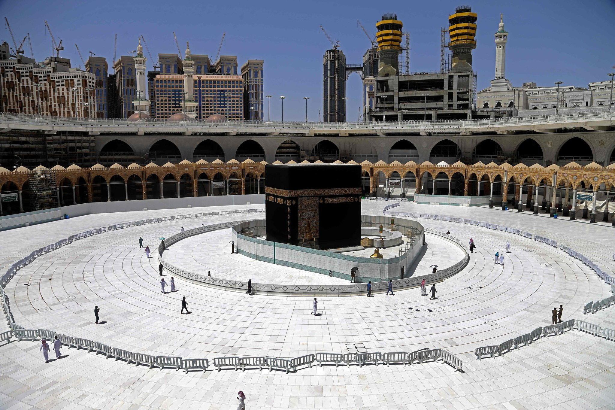 The Hajj Pilgrimage Is Canceled, and Grief Rocks the Muslim World