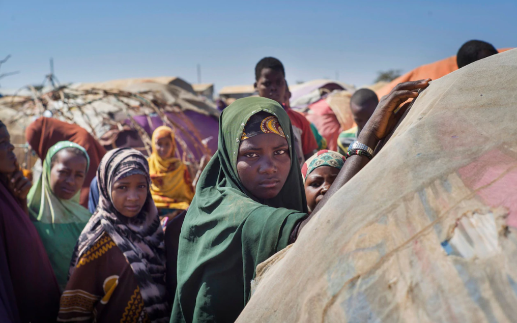 Fears That COVID-19 Is Spreading Silently in Somalia's Vast Camps