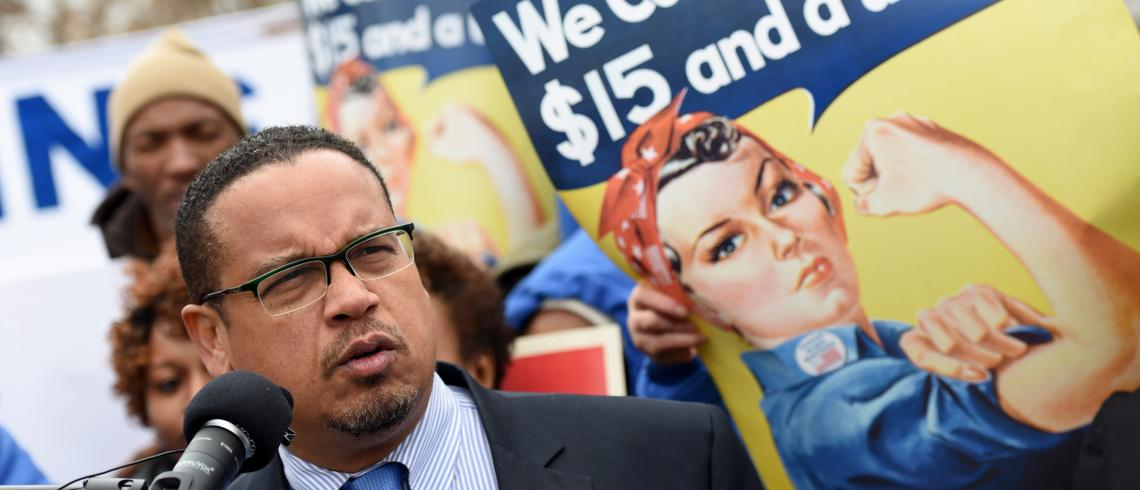 Who is Keith Ellison, the Black Muslim Leading the Floyd Prosecution?