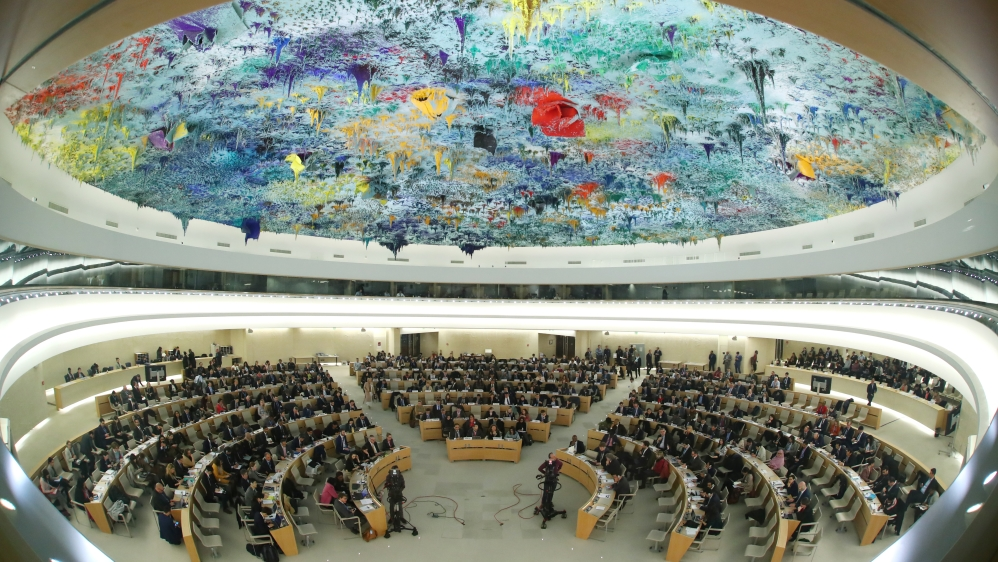 African Nations Call for Racism Debate at UN Human Rights Council
