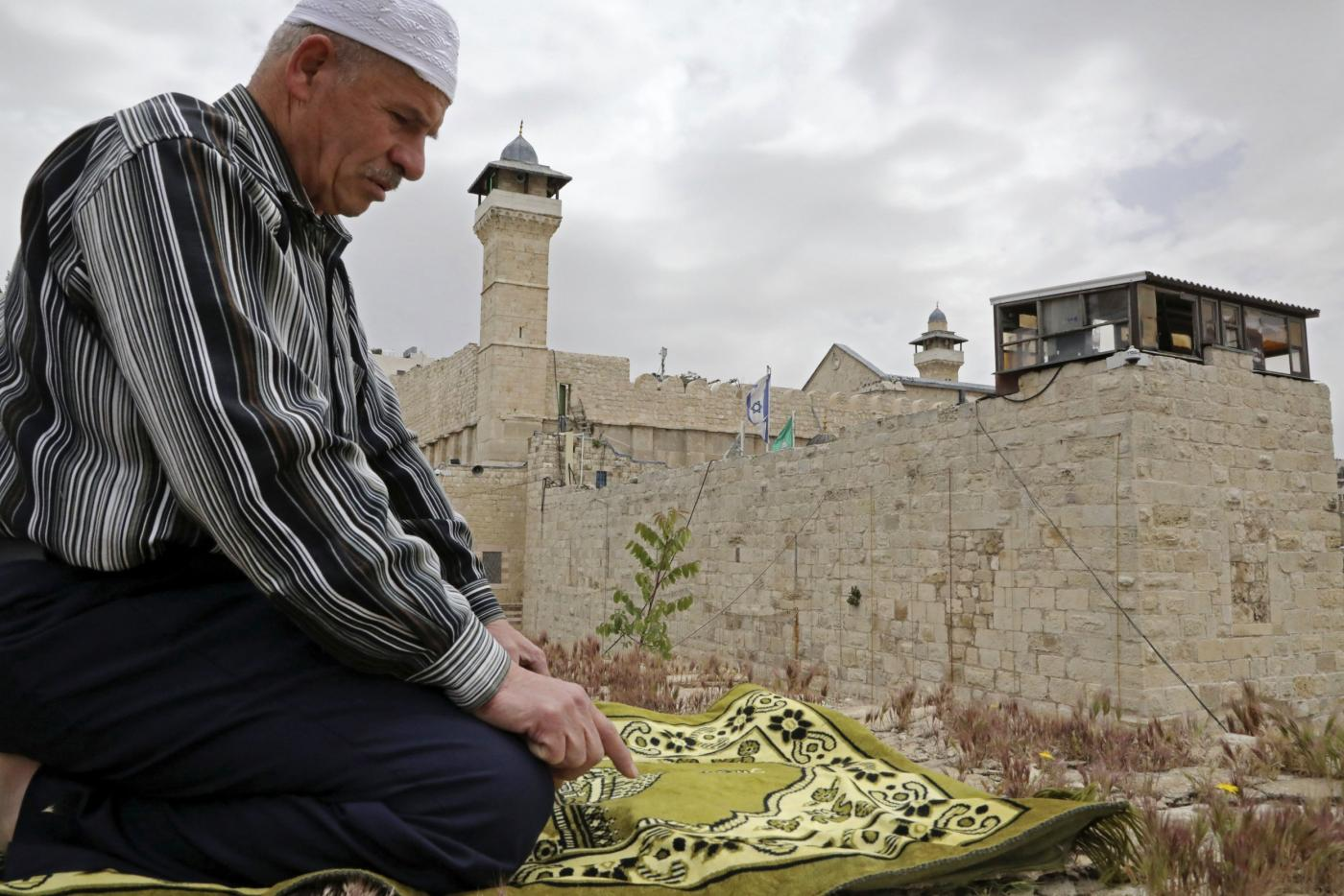 Amid Pandemic, Israel Expands Control Over Hebron's Ibrahimi Mosque