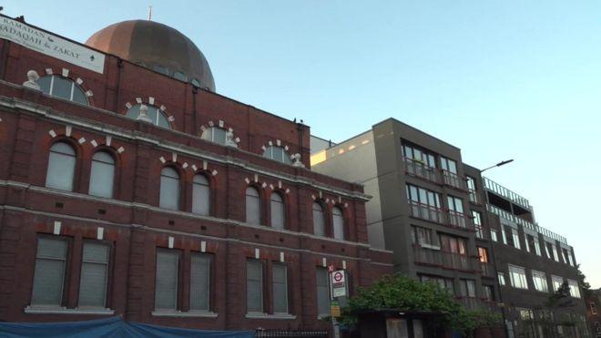 Coronavirus: Bodies Held in Mosque Awaiting Repatriation