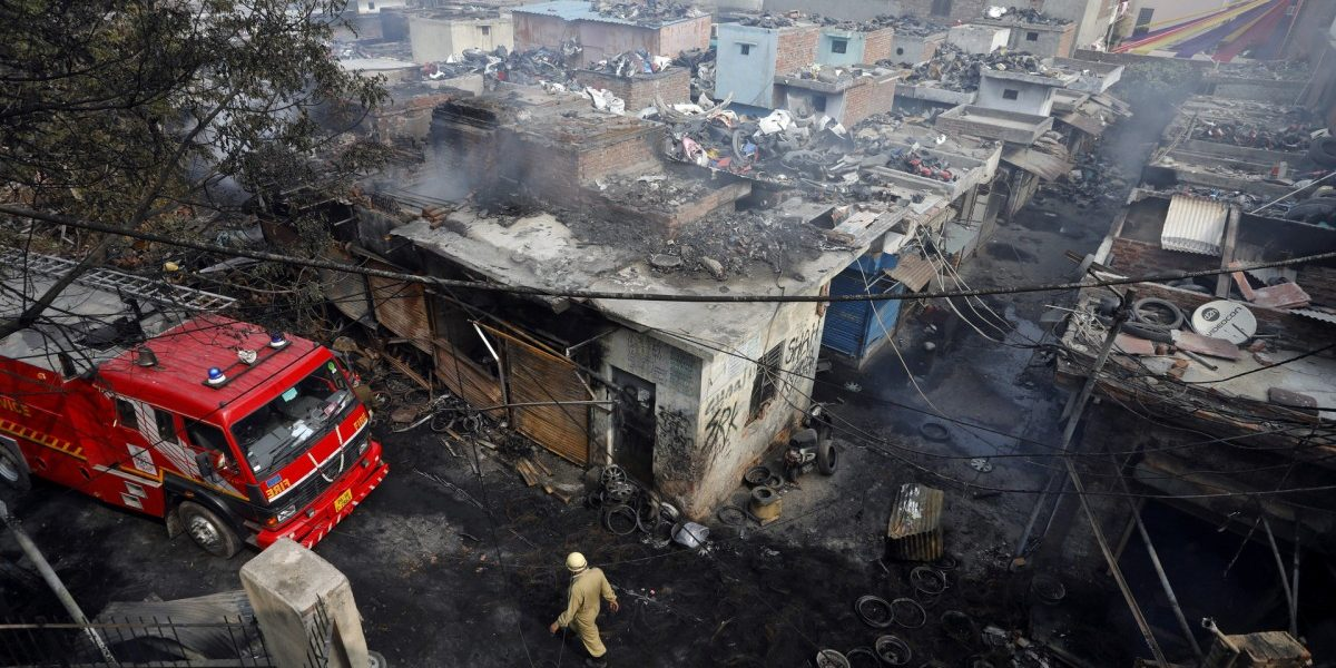 Delhi Police Affidavit Shows Muslims Bore Brunt Of Riots, Silent On Who Targeted Them And Why
