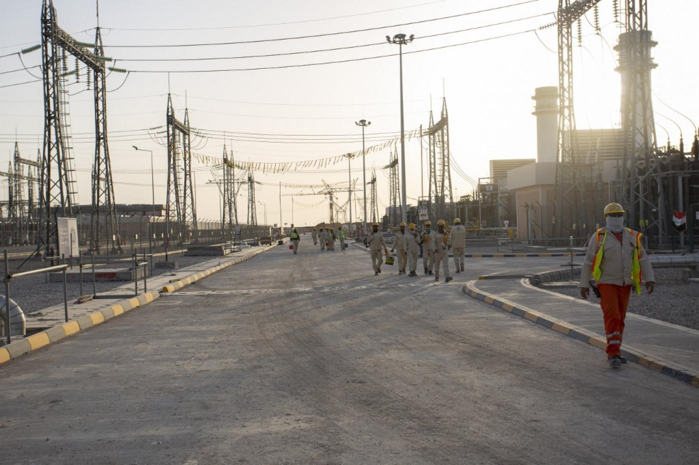 US Lauds Deal To Connect Iraq To Gcc Electric Grid