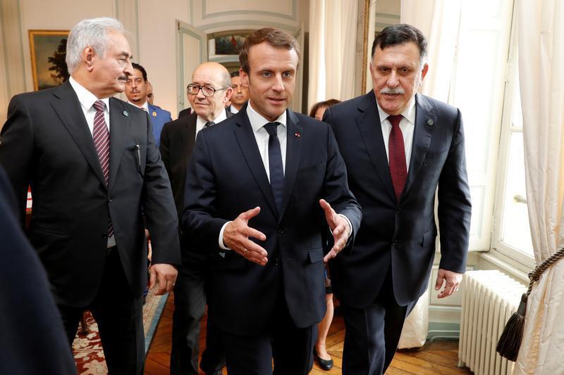 Macron's Selective Indignation Over Libya