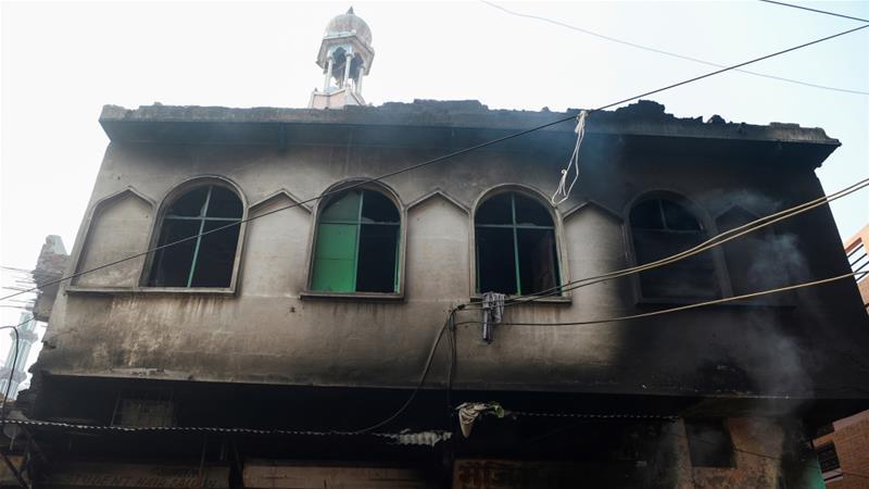 Minority Body Faults Police Role In Anti-Muslim Riots In Delhi