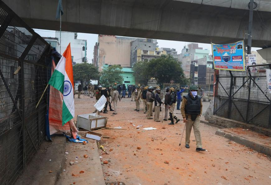 India'S Police Found Complicit In Anti-Muslim Mob Violence