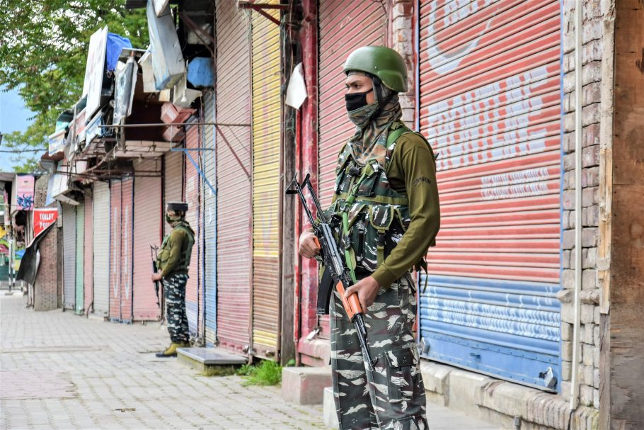 'We Are Moving Towards a Human Rights Apocalypse in Kashmir'