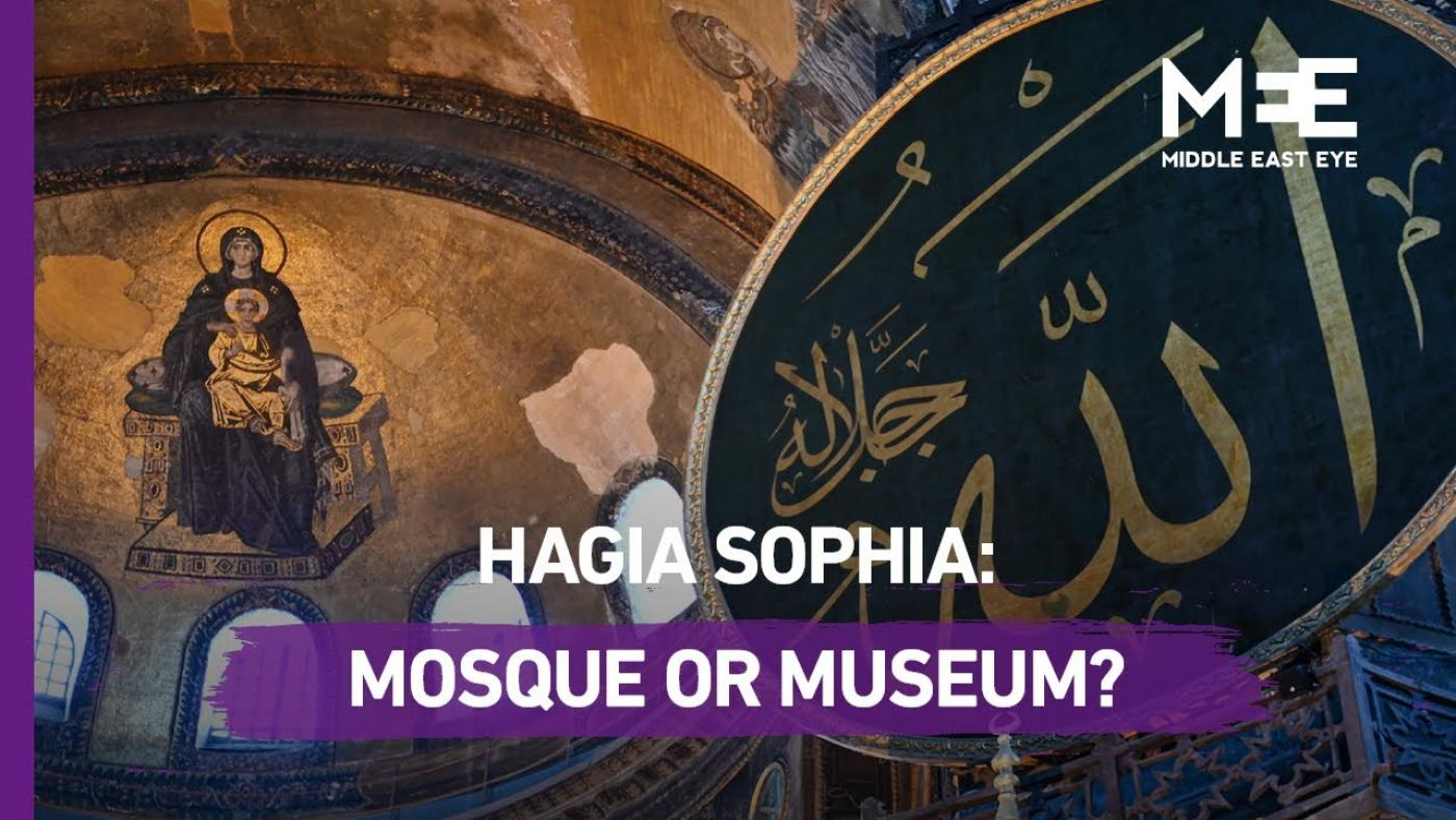 Russian Orthodox Church Says 'Unacceptable' to Turn Hagia Sophia Into a Mosque