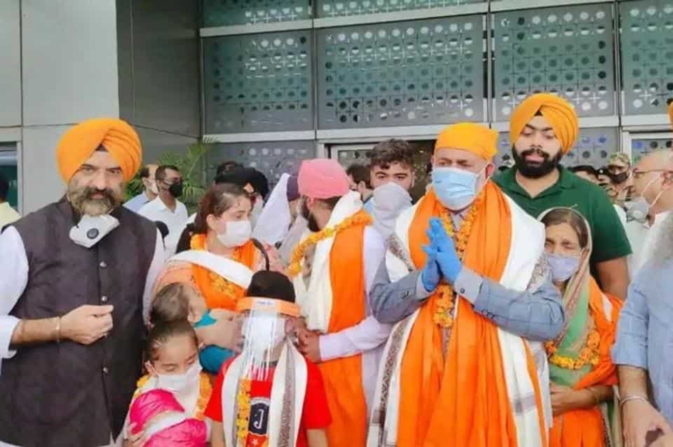 Sikhs, Hindus 'Endangered Minorities' In Afghanistan, Says Resolution Introduced In Us Congress
