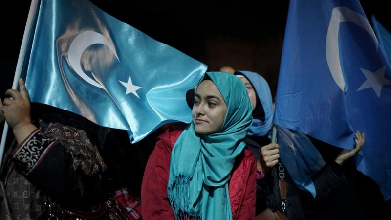 China's Muslim Uighurs are Stuck in US Immigration Limbo