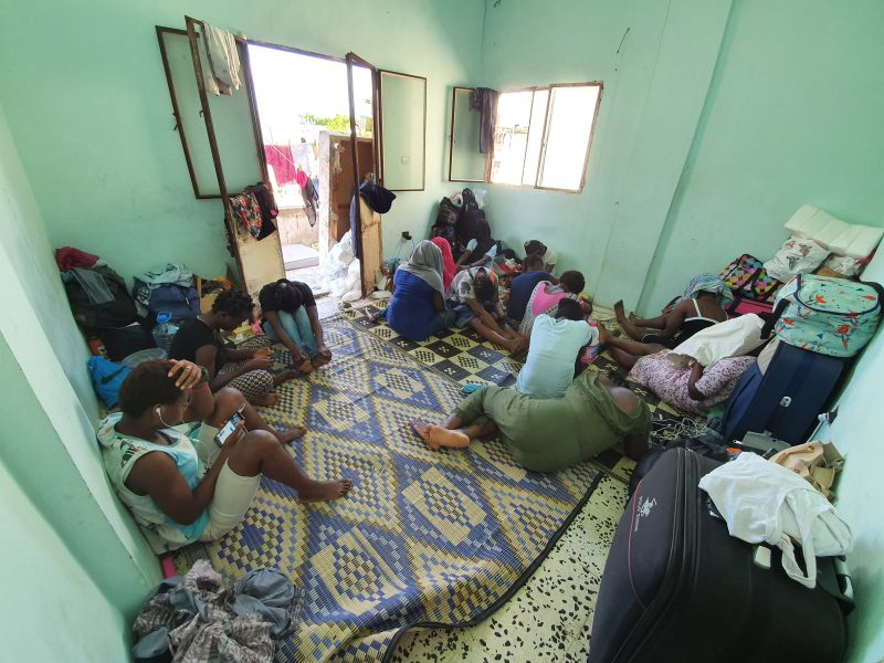 Abused And Infected With Covid-19, Nigerian Domestic Workers Are Stranded In Beirut