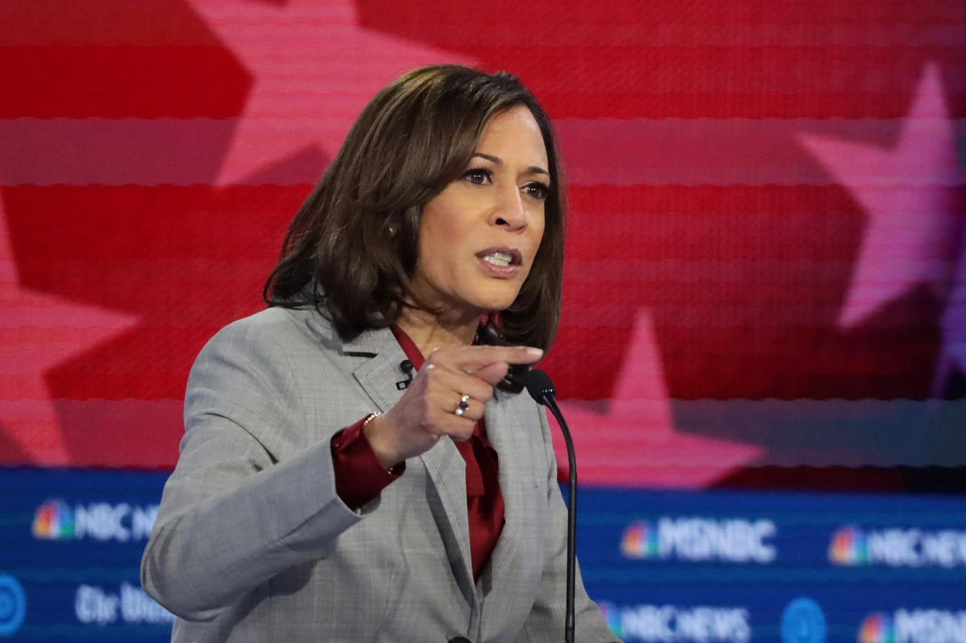 Kamala Harris: Where Does Biden'S Running Mate Stand On Middle East Issues?