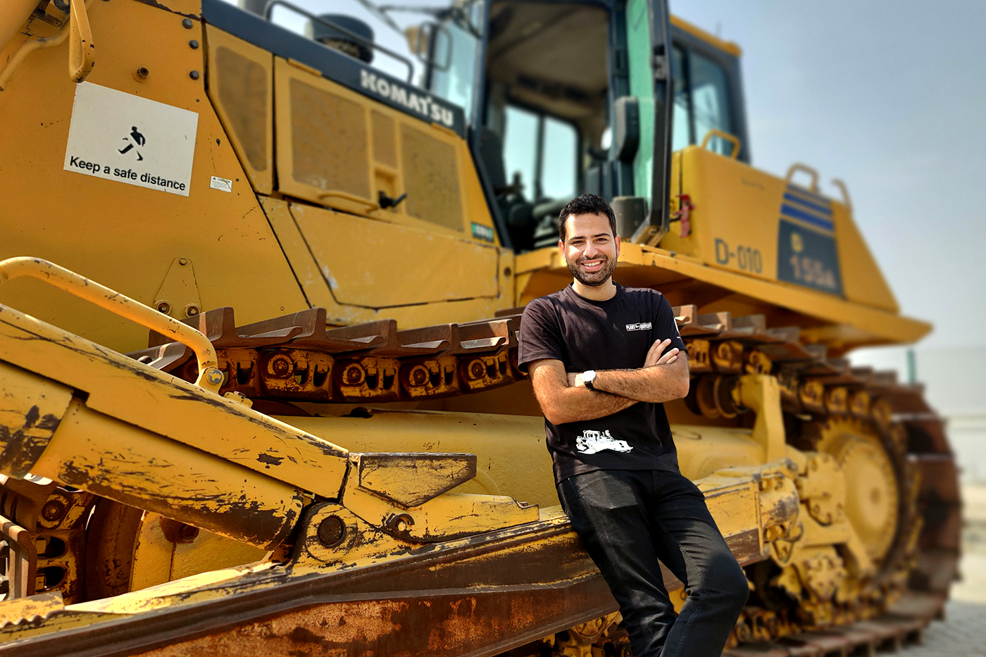 He's Modernizing The Construction Industry In Africa And The Middle East
