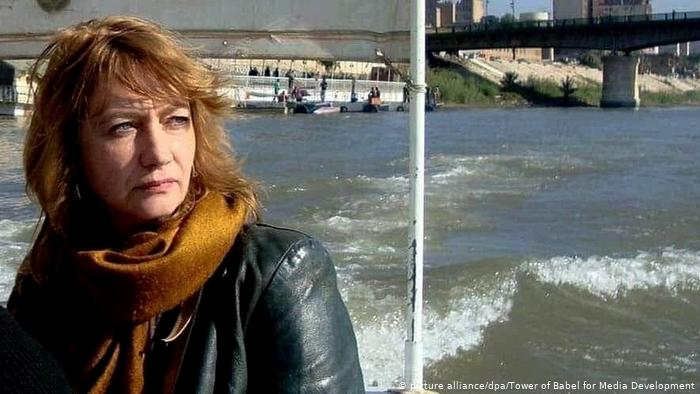Kidnapped German Curator Hella Mewis Freed By Iraq Military