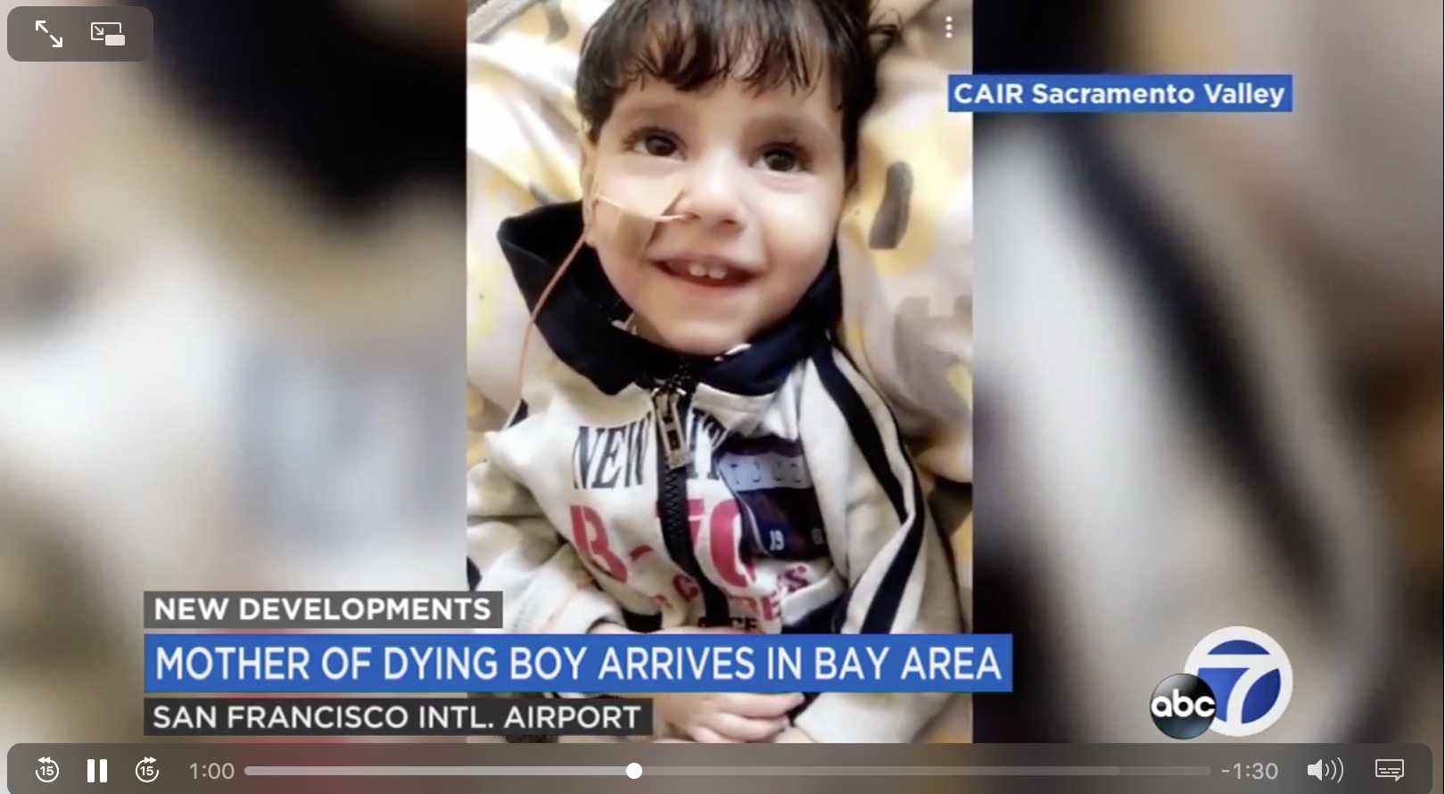 10-Year-Old Girl Stuck In Middle East Due To Immigration Delay Reunited With Family In San Francisc
