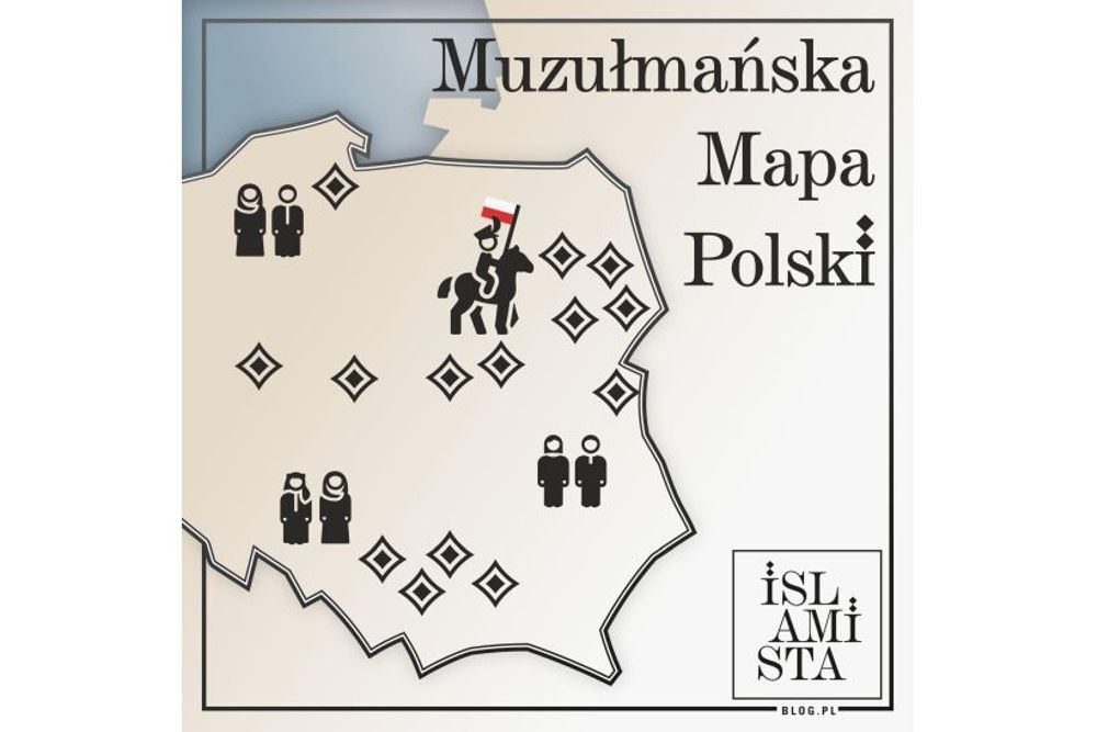 Couple Create Interactive Muslim Map Of Poland To Show The Many Faces Of Polish Islam