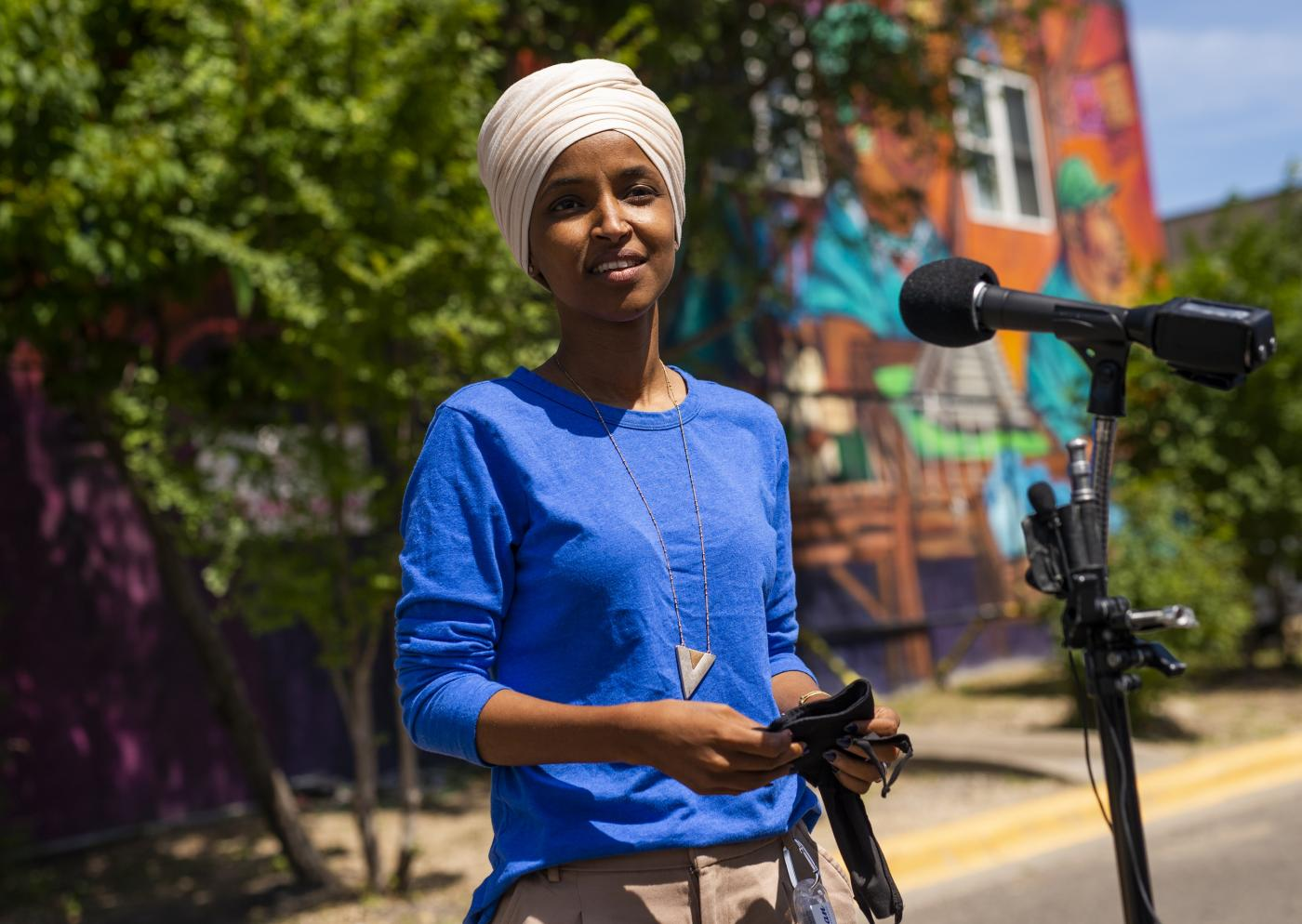 Ilhan Omar Comfortably Wins Re-Election Race