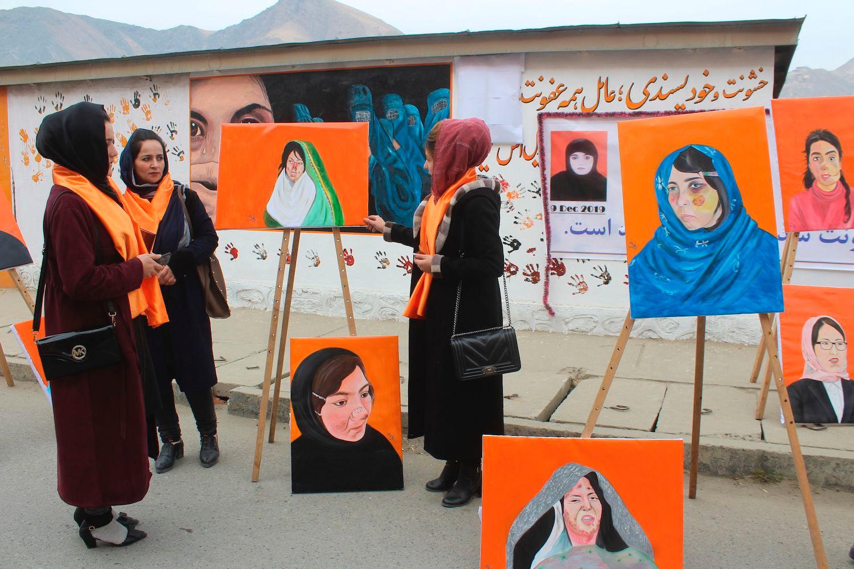 Afghanistan's Gen Z Is Fighting Back