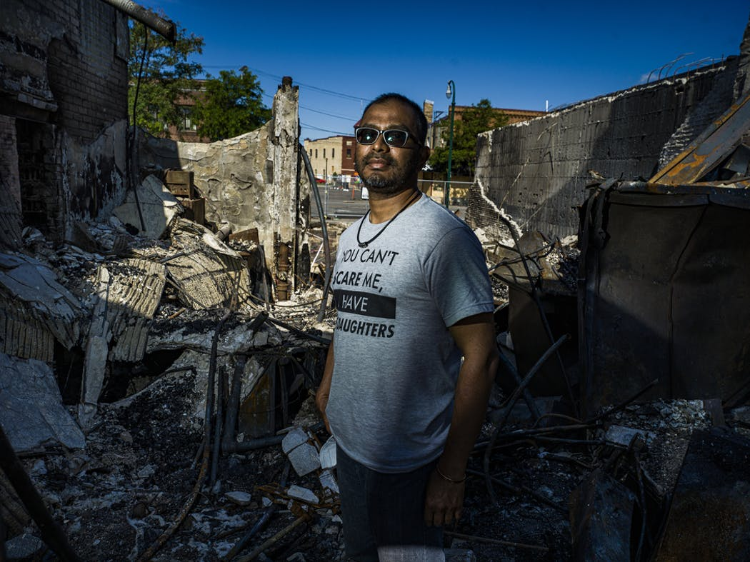 Destroyed In Minneapolis Riots, Gandhi Mahal Restaurant Will Move Into Former Chef Shack Ranch