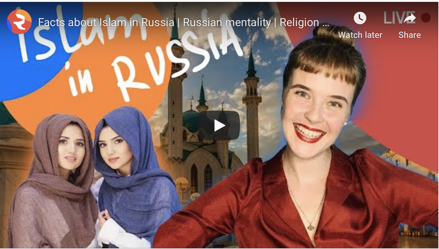 Facts About Islam In Russia You Probably Didn't Know (Video)