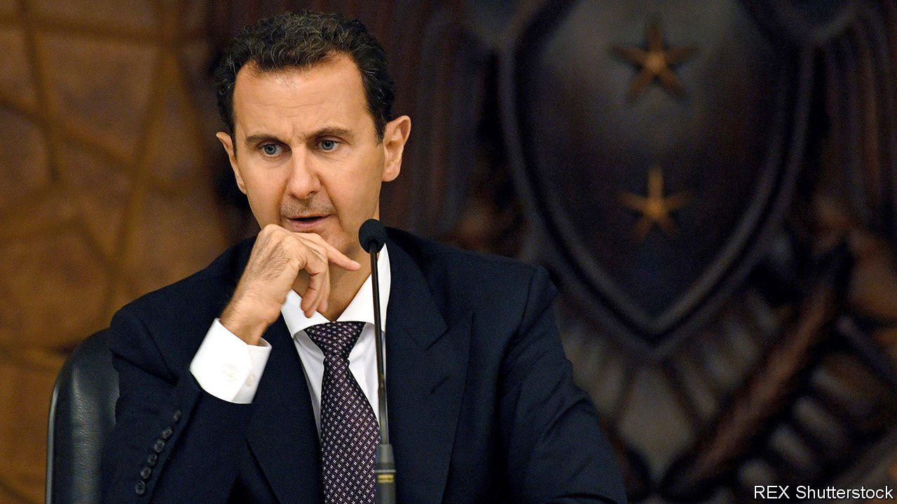 Syrian Tycoon Says Front Companies Used To Dodge Sanctions As Rift With Assad Widens