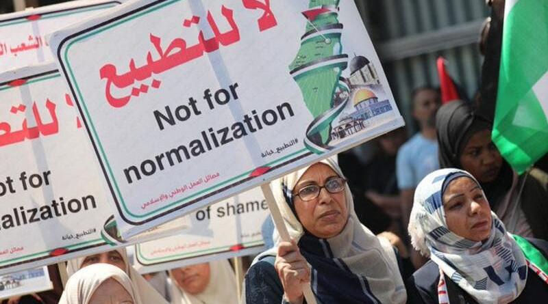 Islamic Scholars Distance Themselves From Statement Endorsing Uae-Israel Normalization Deal