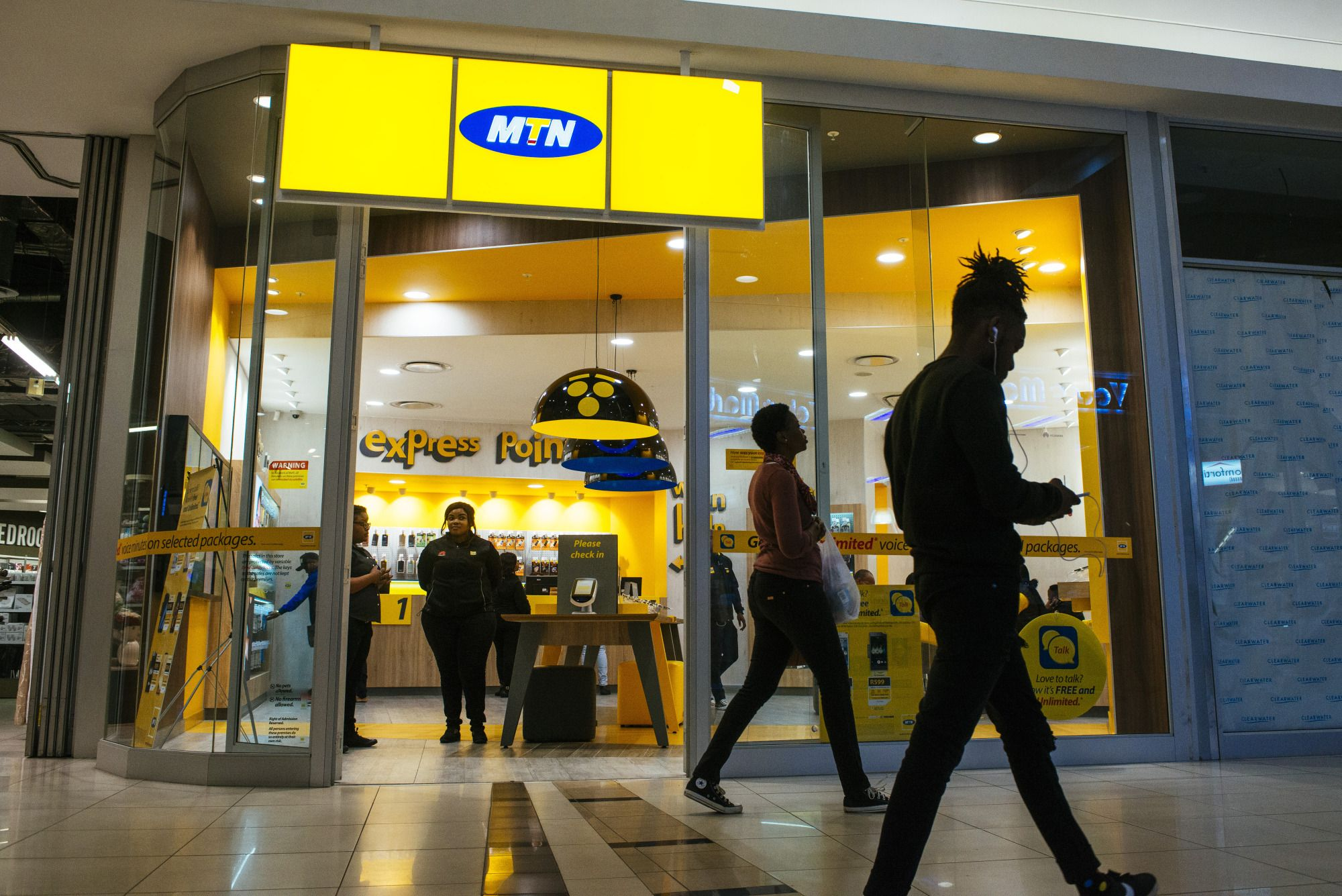 Update 3-South Africa's MTN to Exit Middle East to Focus on Africa