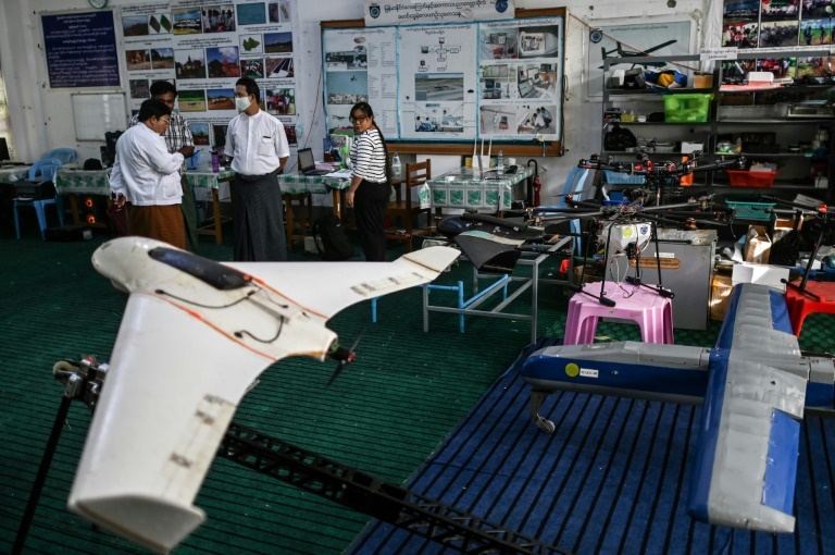 Myanmar Joins Band Of Asian Nations Launching Satellites
