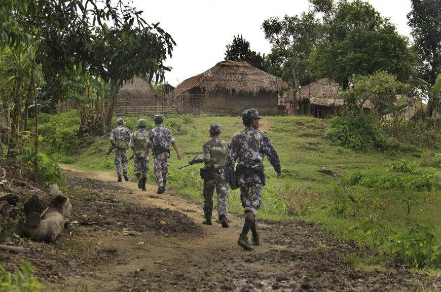 Japan: Cancel Financial Grant To Myanmar Police