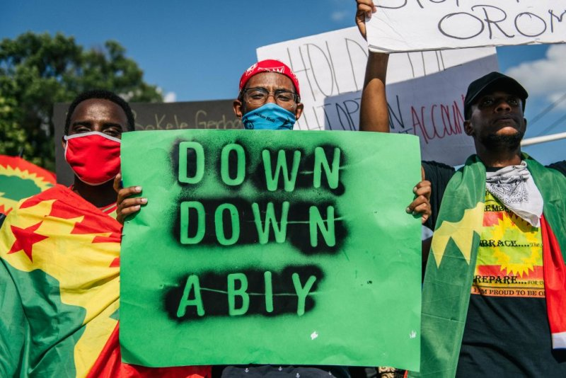 How The Murder of an Ethiopian Singer Triggered an Uprising Against a Disintegrating Democracy
