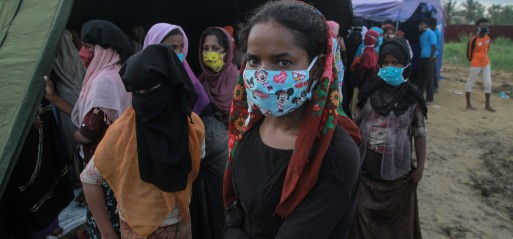 UN Welcomes Indonesia's Acceptance of Rohingya Refugees