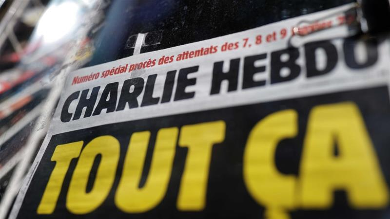 Reprinting the Charlie Hebdo Cartoons is not about Free Speech