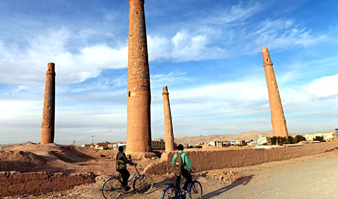 'Leaning Tower of Herat' Worries Afghans and Historians