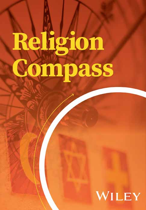 Religion Compass (Islam Section)