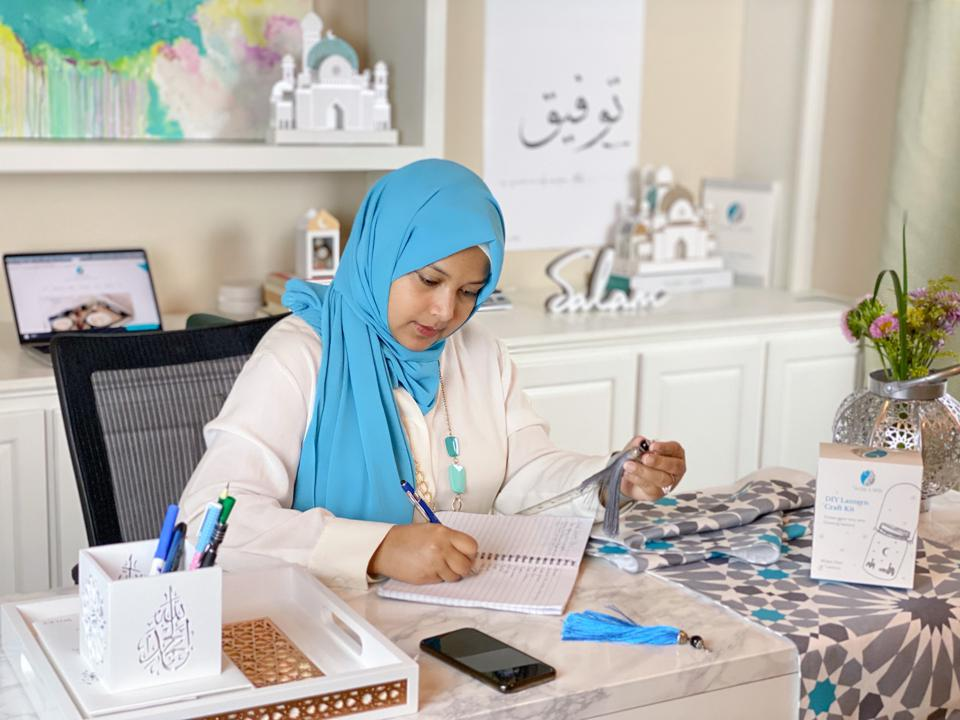 How This Mother Elevates The Islamic Gifts and Décor Scene After Leaving Corporate America