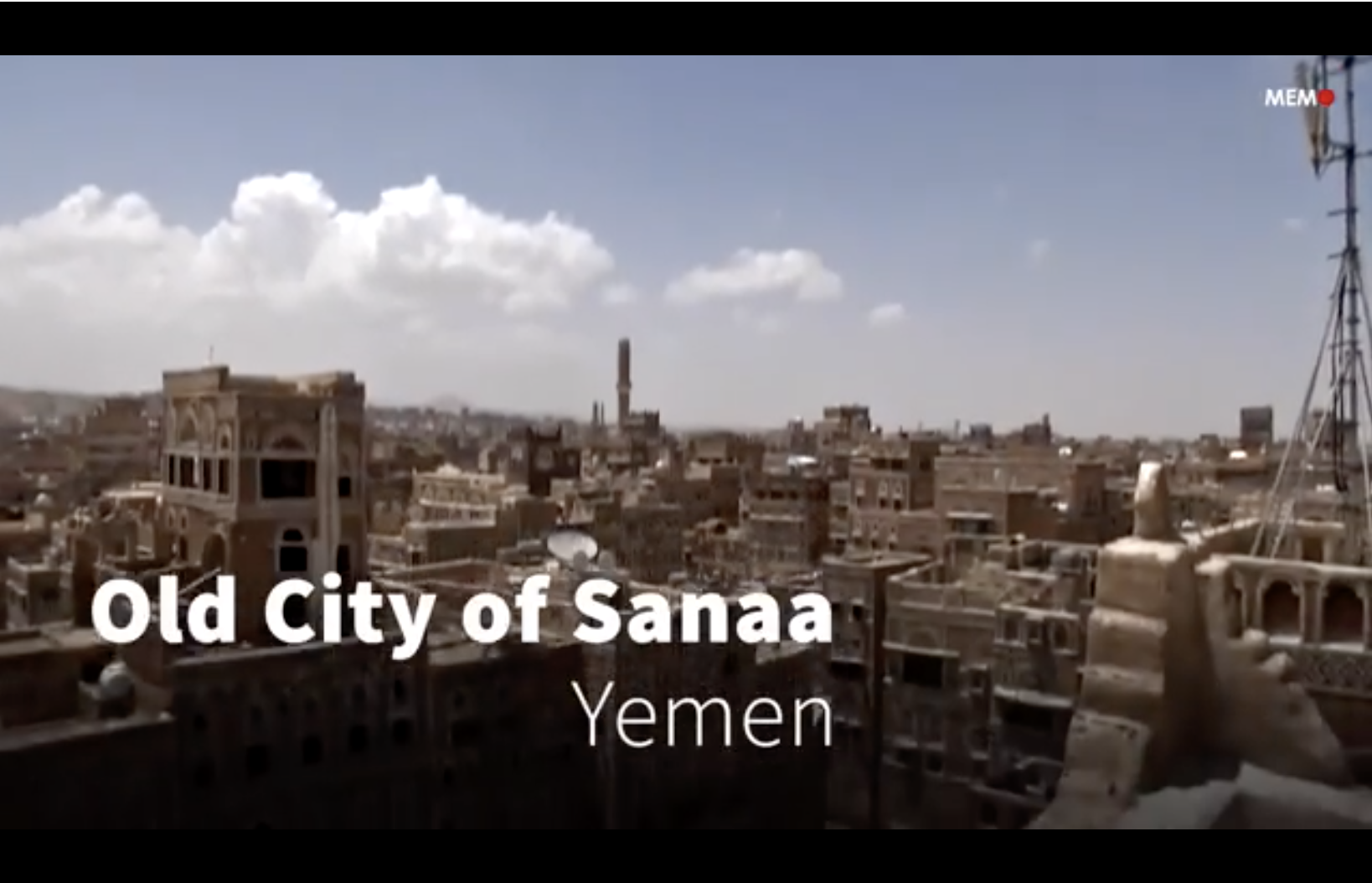 Discover The Old City Of Sanaa, Yemen