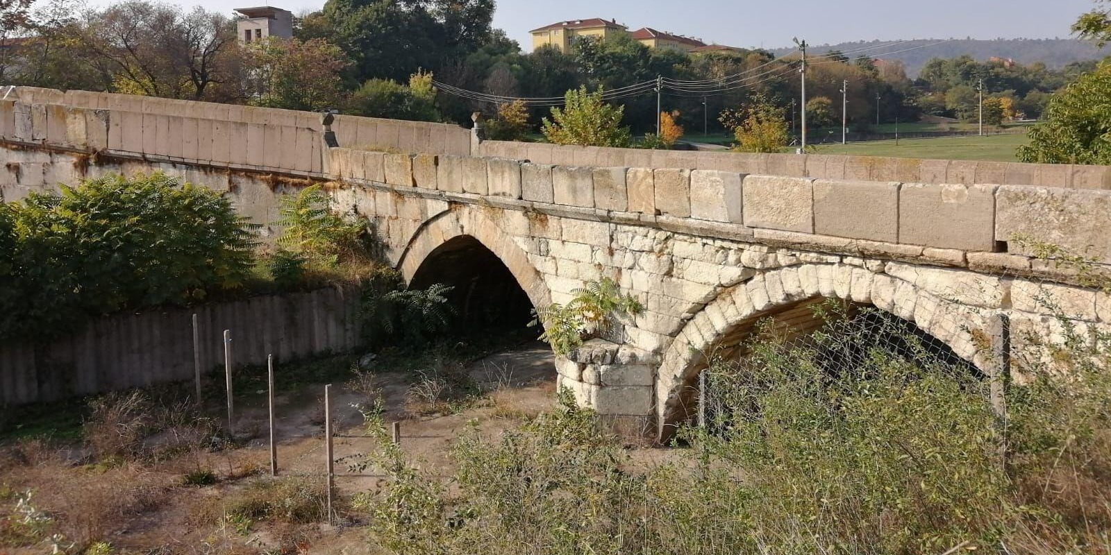 500-Year-Old Ottoman Bridge in Bulgaria to be Revived