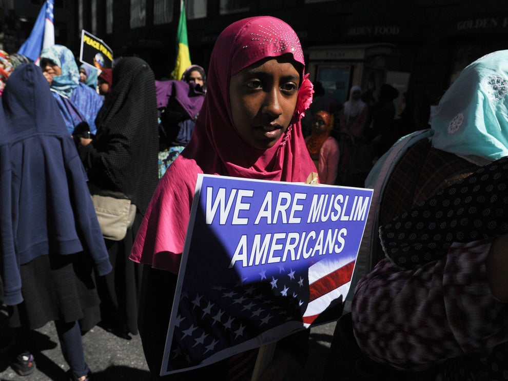 The Nightmare of Growing Up as a Muslim American After 9/11