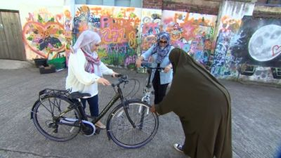 The New Bristol Project Getting Muslim Women into Cycling