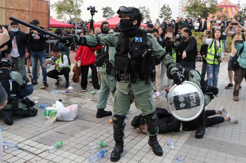 China Rebuked by West at U.N. Rights Forum on Hong Kong, Xinjiang