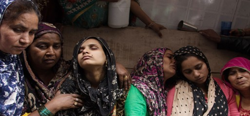 Delhi Police Presence in Muslim Areas As Well As Targeting of Activists and Politicians Surge