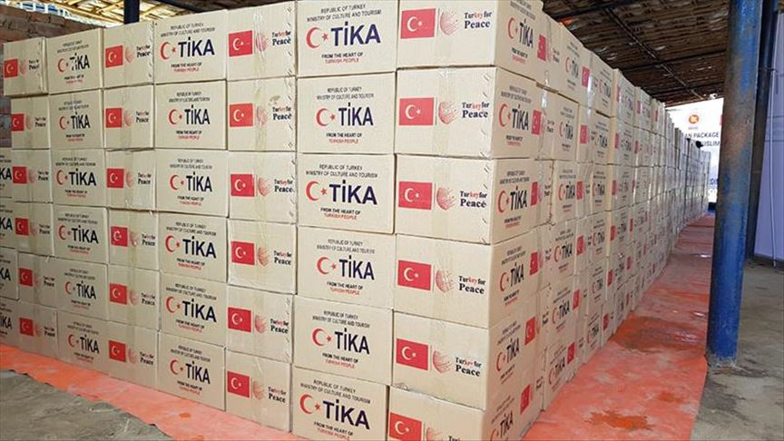 Turkish Charity Sends Aid to 5,000 Rohingya Families