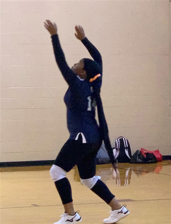 Muslim Teenager Disqualified From Volleyball Match for Wearing a Hijab'