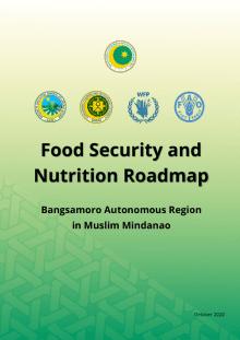 Food Security and Nutrition Roadmap: Bangsamoro Autonomous Region in Muslim Mindanao
