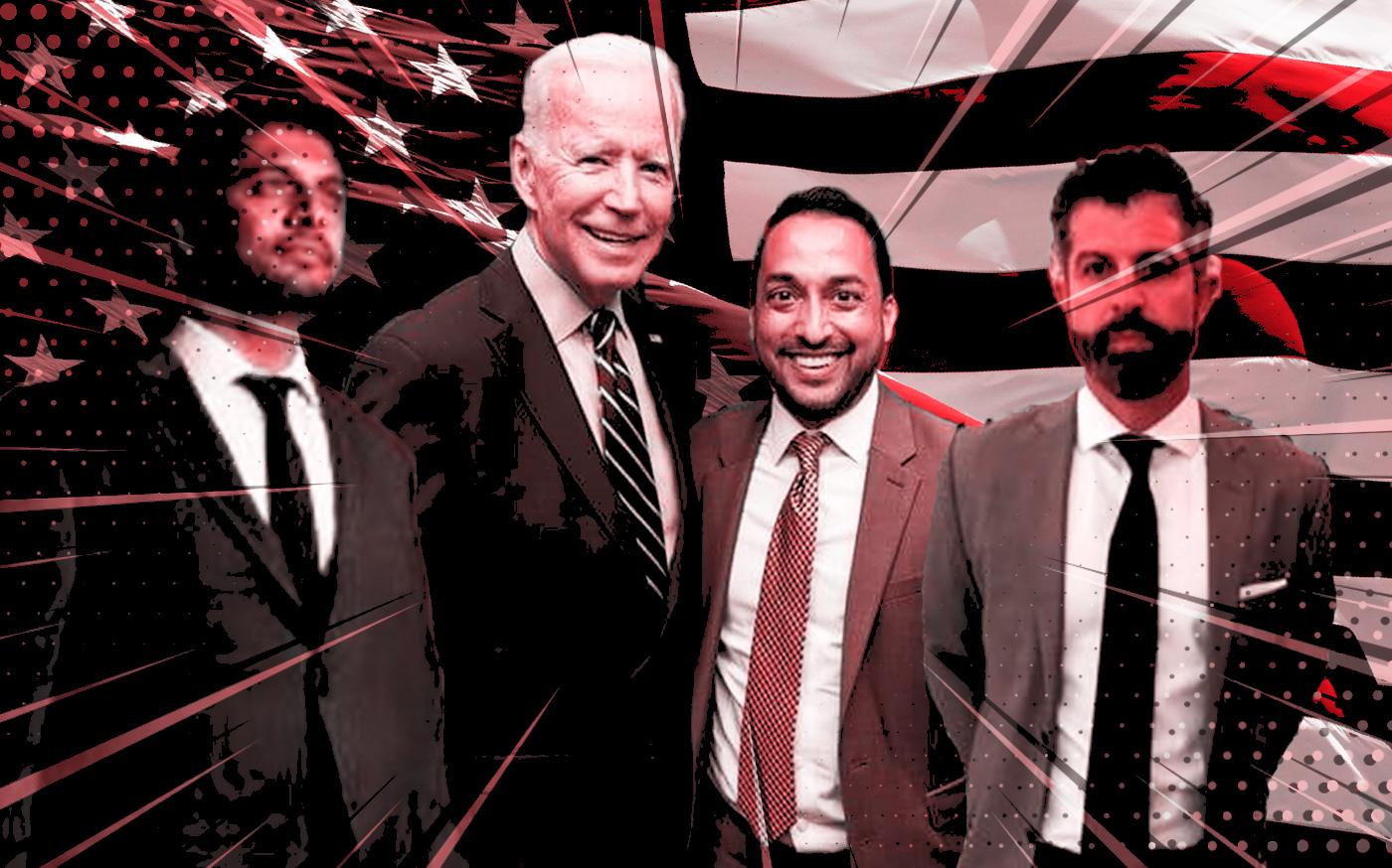 Joe Biden, Emgage and the Muzzling of Muslim America