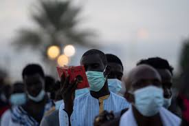 Thousands of Muslims Gather for Pilgrimage Event in Senegal Amid Concerns of a COVID-19 Outbreak