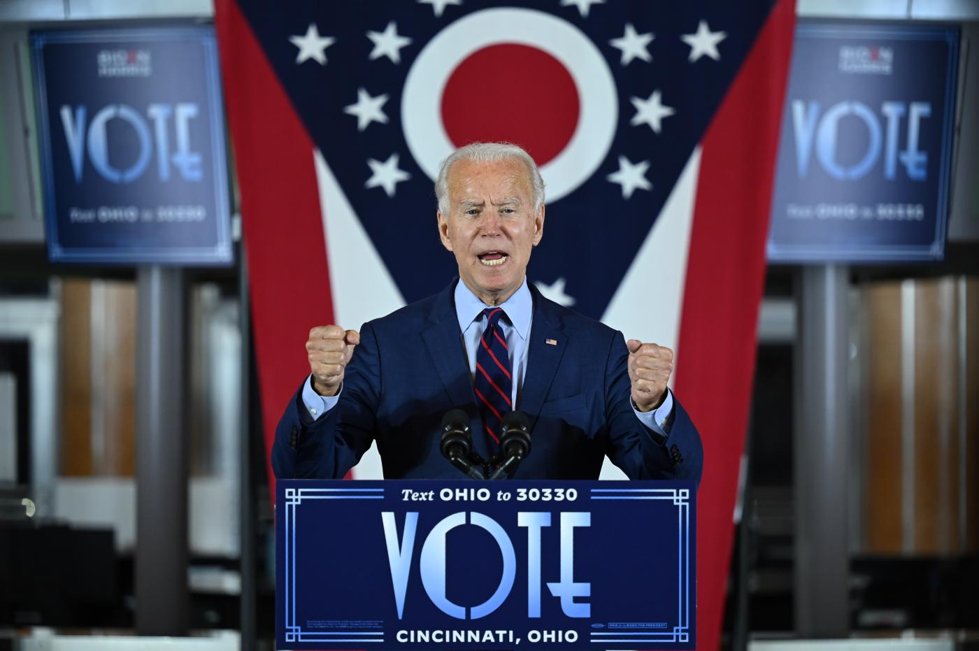 Joe Biden Says Muslims would Serve 'At Every Level' In His Administration