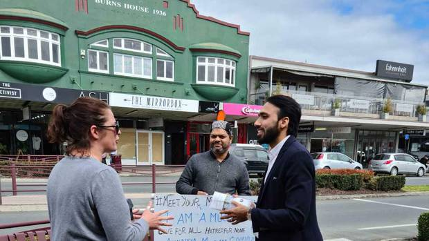 Meet Your Muslim Neighbour Initiative Welcomed in Te Awamutu